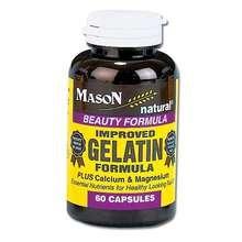 Image 0 of Mason Gelatin Formula (Healthy Nails) Capsules 60 ct