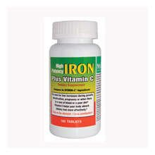 Image 0 of Mason Iron Plus C High Potency Tablets 100 ct
