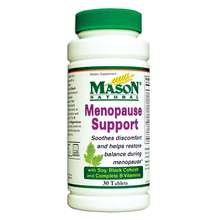 Image 0 of Mason Menopause Support Trio Tablets 30 ct