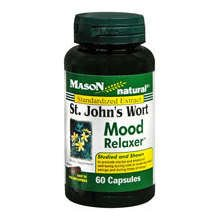 Image 0 of Mason St Johns Wort 300mg Capsules 60 ct