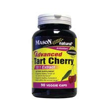 Image 0 of Mason Tart Cherry 500mg Advanced (Gout) Veggie Caps 90 ct