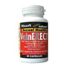 Image 0 of Mason Vein Erect Sexual Health Capsules 80 ct
