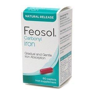 Feosol Carbonyl Iron 60 Caplet