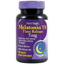 Image 0 of Natrol Melatonin 5mg Tablets 100 ct