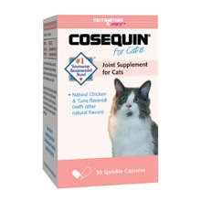 cosequin cats joint health capsules 55 ct. Black Bedroom Furniture Sets. Home Design Ideas