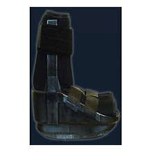 Image 0 of Bell-Horn Smooth-Step Ankle Walker Lo Medium