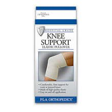 Image 0 of FLA Knee Support Elastic Pullover Large