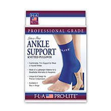 Image 0 of FLA ProLite Compressive Knit Ankle Support Large