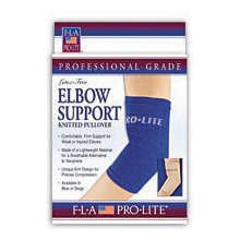 Image 0 of FLA ProLite Elbow Support Knitted Pullover X-large