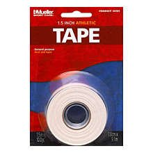 Image 0 of Mueller Athletic Tape 1.5'' x 10 yd