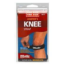 Image 0 of Mueller Knee Strap Jumper Black One Size