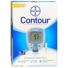 Contour Blood Glucose Monitoring System BY Bayer Healthcare Diabetes Care