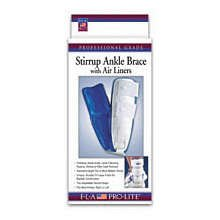 Image 0 of FLA ProLite Stirrup Ankle Brace w/Air Liners