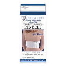 Image 0 of FLA Rib Support Belt Woven Female
