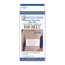 Image 0 of FLA Rib Support Belt Woven Male