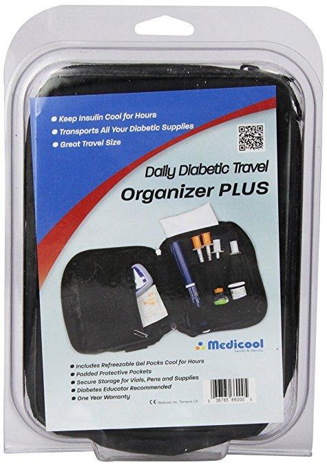 Medicool Daily Dia-Travel Organizer Plus