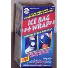 Ear Ice Bag + Compression Wrap Cara