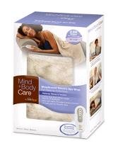 Image 0 of Mind+Body Care Wrap Around Electric Spa Wrap