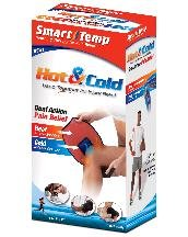 Image 0 of SmartTemp Portable Reusable Dual Hot Cold Pad