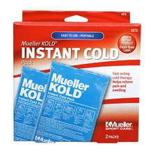 Image 0 of Mueller Instant Cold Pack 2 ct