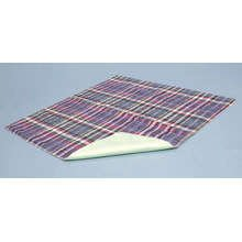 Quik-Sorb Reusable Underpad Plaid 18'' x 24''