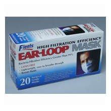 Flents Masks Earloop 20 ct