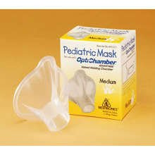 Image 0 of OptiChamber Advantage Children's Mask Md Ped By Respiironics