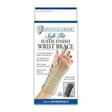 Image 0 of FLA Soft Wrist Brace Right Large
