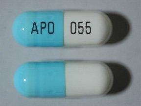 Image 0 of Selegiline 5 Mg Caps 60 By Apotex Corp.