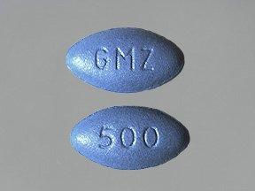Glumetza 500 Mg Tabs 100 By Valeant Pharma