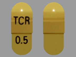 Tacrolimus 0.5 Mg Caps 100 By Accord Healthcare.