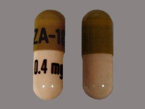 Tamsulosin 0.4 Mg Caps 1000 By Zydus Pharma.