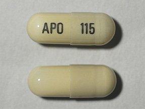 Terazosin 1 Mg Caps 100 By Apotex Corp.