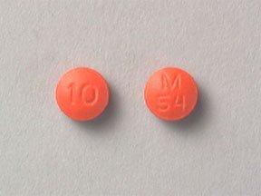Thioridazine 10 Mg Tabs 100 Unit Dose By Mylan Pharma