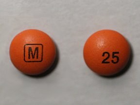 Tofranil 25 Mg Tabs 30 By Mallinckrodt Inc.