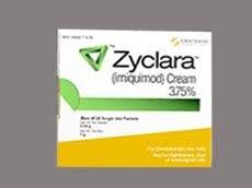 Zyclara 3.75% 28 Packets By Valeant Pharma
