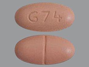 Verapamil ER 240 Mg Tabs 500 By Glenmark Generics.