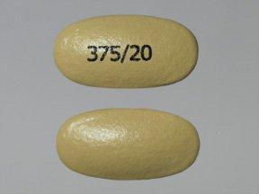 Vimovo 375/20 Mg Tabs 60 By Horizon Pharma