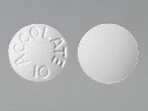 Zafirlukast 10 Mg Tabs 60 By Par Pharma