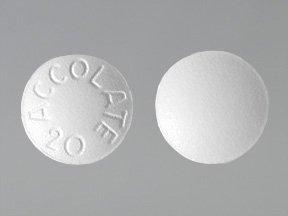 Zafirlukast 20Mg Tabs 1X60 Each Mfg.by:Par Pharm, USA. Rx Required