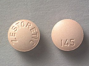Zestoretic 20/25Mg Tabs 90 By Almatica Pharma