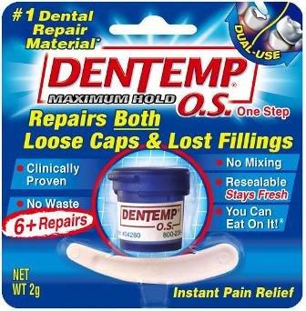 Dentemp One Step Dental Repair Kit