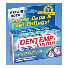 Dentemp Custom Filler Cavity Or Cap 12