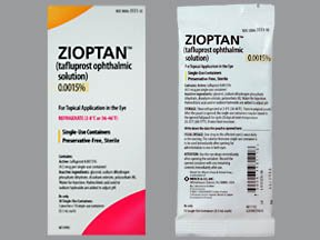 Zioptan 30 Drops By Akorn Inc