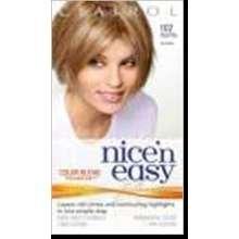 Nice N Easy Hair Color 102 Natural Lite Ash Blonde