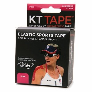 KT Tape Athletic Sports Elastic Pink 14 Strips