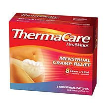 Thermacare 8 Hour Menstral 3 Ct