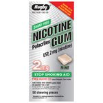 Image 0 of Nicotine 2 Mg Gum 50 Ct