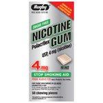 Image 0 of Nicotine Gum 4 Mg 50 Ct
