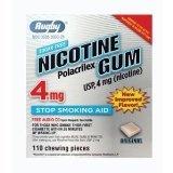 Image 0 of Nicotine 4 Mg 110 Ct